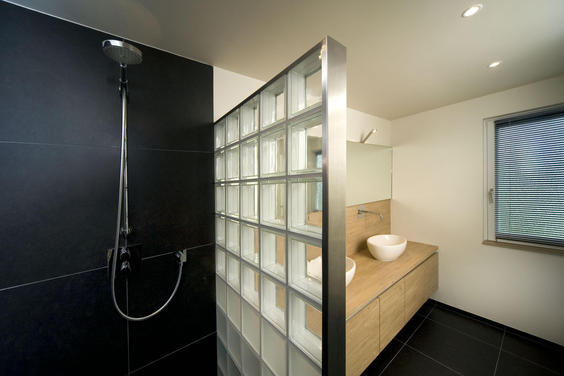 nl funvit badkamer gootsteen zwart kom